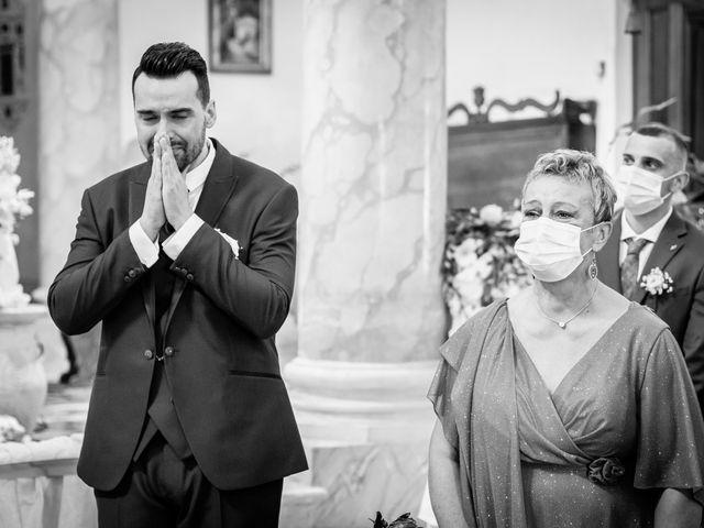 Il matrimonio di Lisa e Andrea a Torreglia, Padova 5