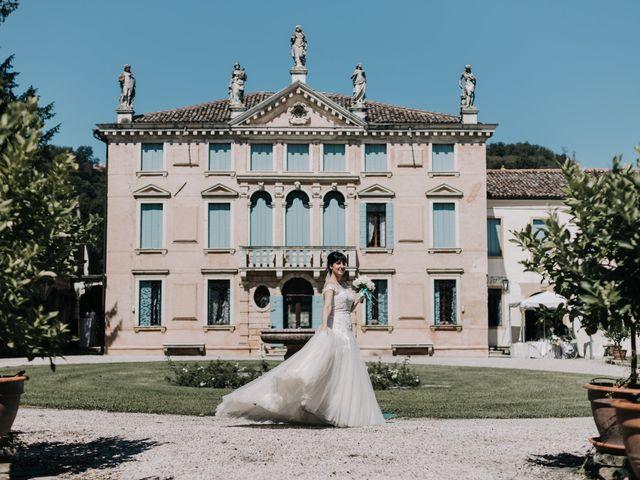 Il matrimonio di Lisa e Andrea a Torreglia, Padova 8