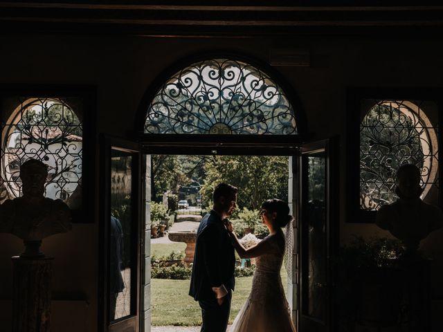 Il matrimonio di Lisa e Andrea a Torreglia, Padova 9
