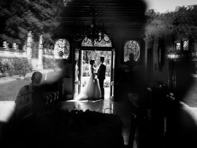 Il matrimonio di Lisa e Andrea a Torreglia, Padova 11