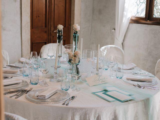 Il matrimonio di Lisa e Andrea a Torreglia, Padova 16