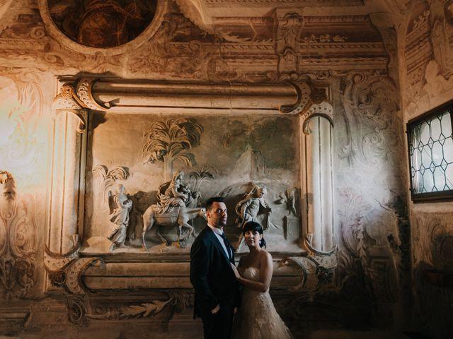 Il matrimonio di Lisa e Andrea a Torreglia, Padova 24