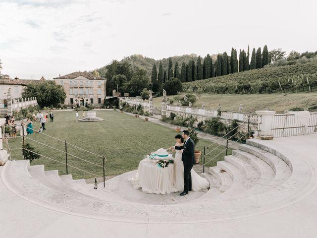 Il matrimonio di Lisa e Andrea a Torreglia, Padova 27