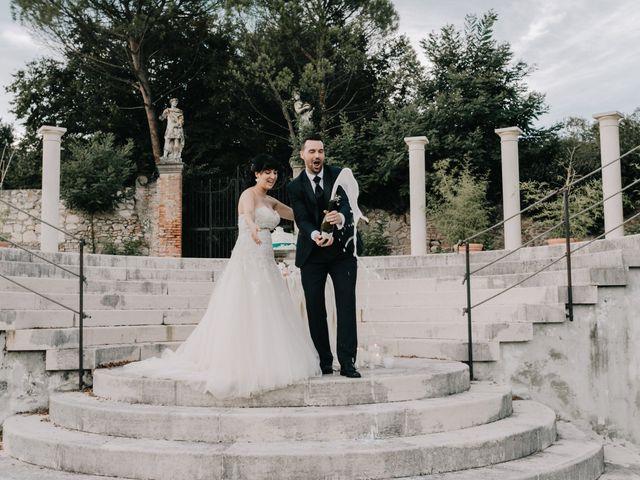 Il matrimonio di Lisa e Andrea a Torreglia, Padova 28