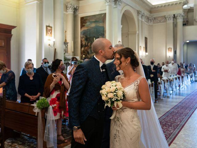 Il matrimonio di Matteo e Stefania a Thiene, Vicenza 19