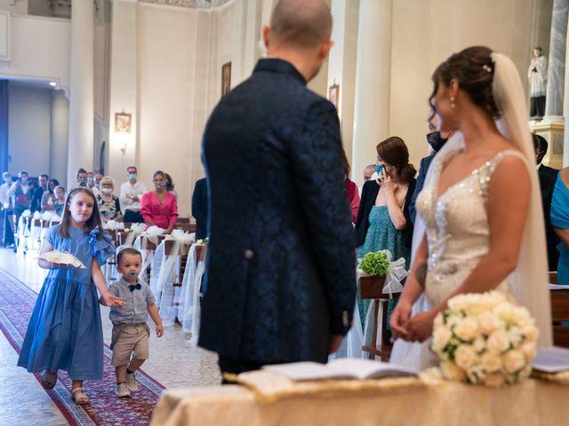 Il matrimonio di Matteo e Stefania a Thiene, Vicenza 20