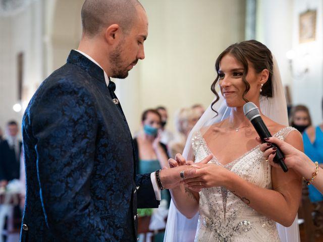 Il matrimonio di Matteo e Stefania a Thiene, Vicenza 21