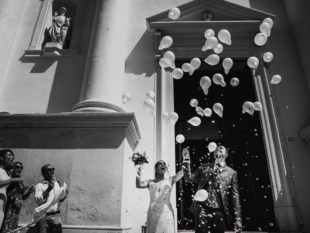 Il matrimonio di Matteo e Stefania a Thiene, Vicenza 23