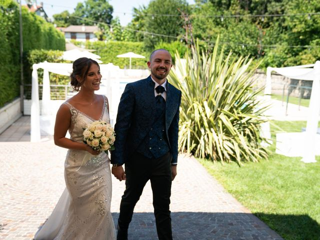 Il matrimonio di Matteo e Stefania a Thiene, Vicenza 37