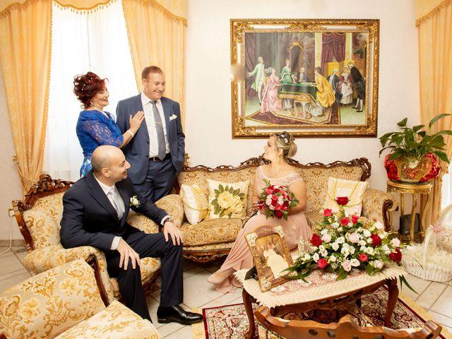 Il matrimonio di Carolina e Rocco a Caltanissetta, Caltanissetta 8