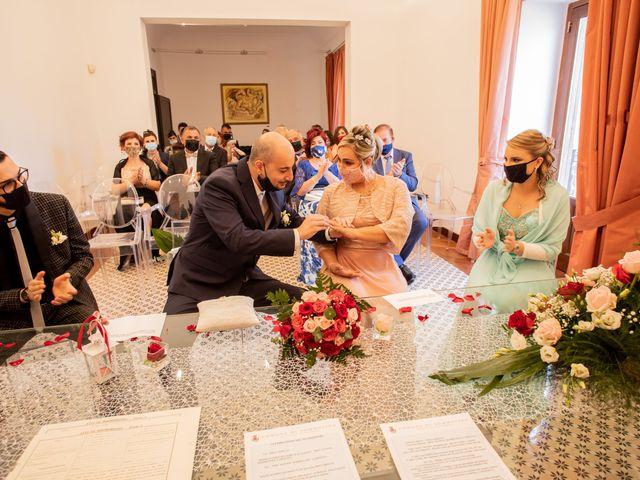 Il matrimonio di Carolina e Rocco a Caltanissetta, Caltanissetta 9