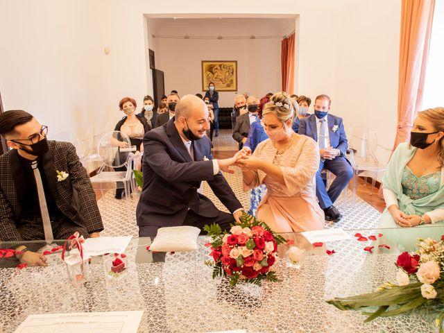 Il matrimonio di Carolina e Rocco a Caltanissetta, Caltanissetta 10