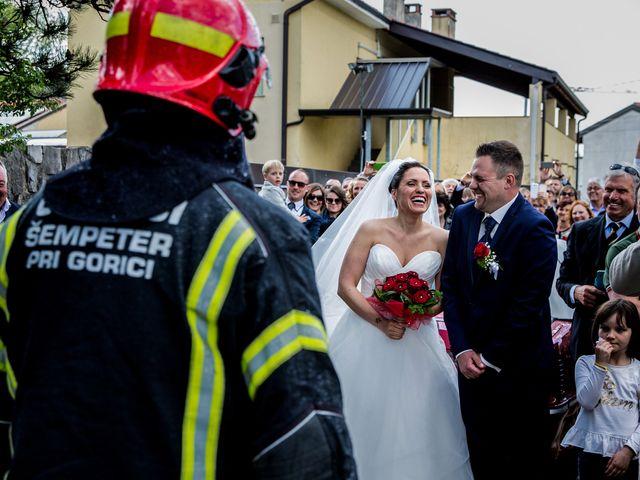 Il matrimonio di Dimitri e Elisa a Gorizia, Gorizia 40