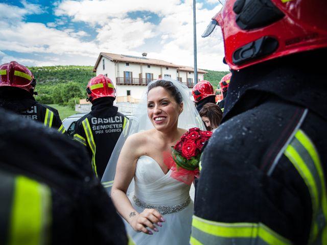 Il matrimonio di Dimitri e Elisa a Gorizia, Gorizia 41