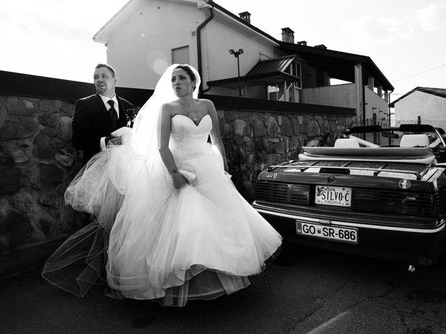 Il matrimonio di Dimitri e Elisa a Gorizia, Gorizia 50