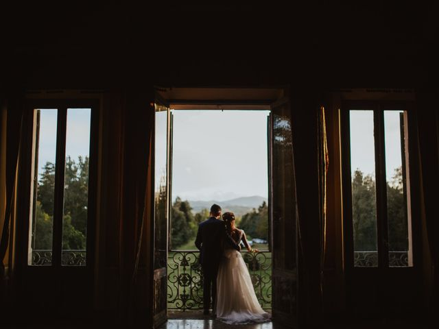 Le nozze di Ottavia e Simone