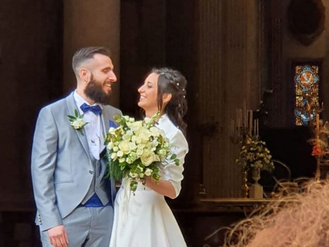 Il matrimonio di Iulia  e Mattia  a Lecce, Lecce 1