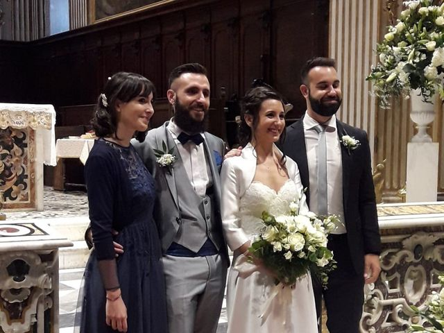 Il matrimonio di Iulia  e Mattia  a Lecce, Lecce 5
