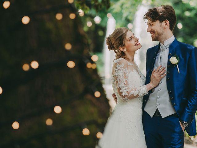 Le nozze di Fabiola e Matteo