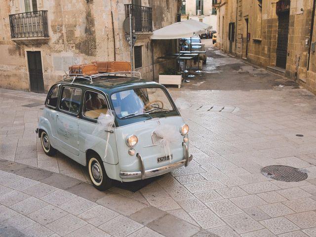 Il matrimonio di Giuseppe e Daniela a Lecce, Lecce 16