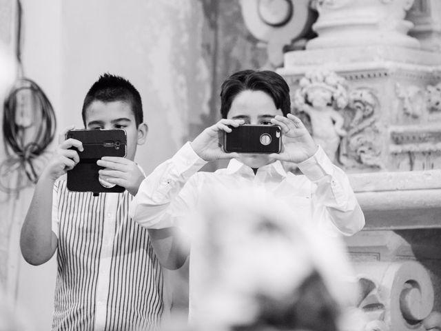 Il matrimonio di Giuseppe e Daniela a Lecce, Lecce 18