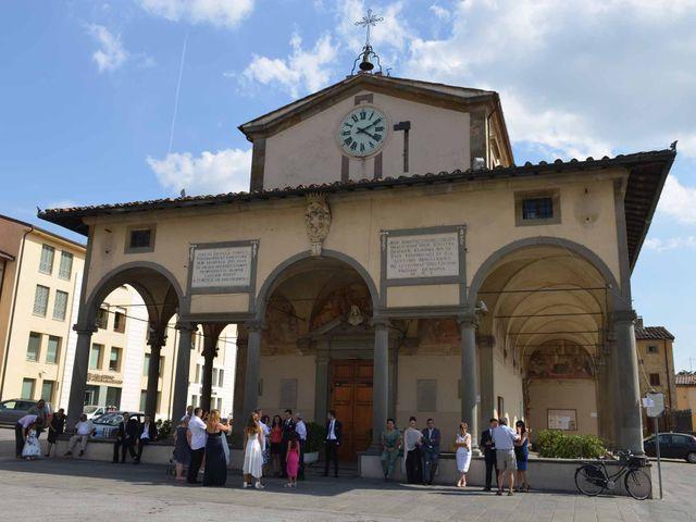 Il matrimonio di Besmir e Sonya a Monsummano Terme, Pistoia 8