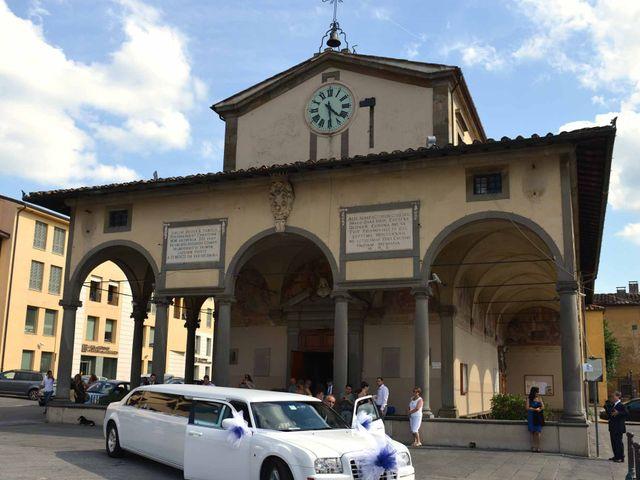 Il matrimonio di Besmir e Sonya a Monsummano Terme, Pistoia 12