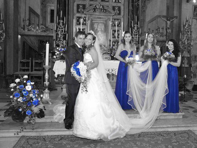 Il matrimonio di Besmir e Sonya a Monsummano Terme, Pistoia 14