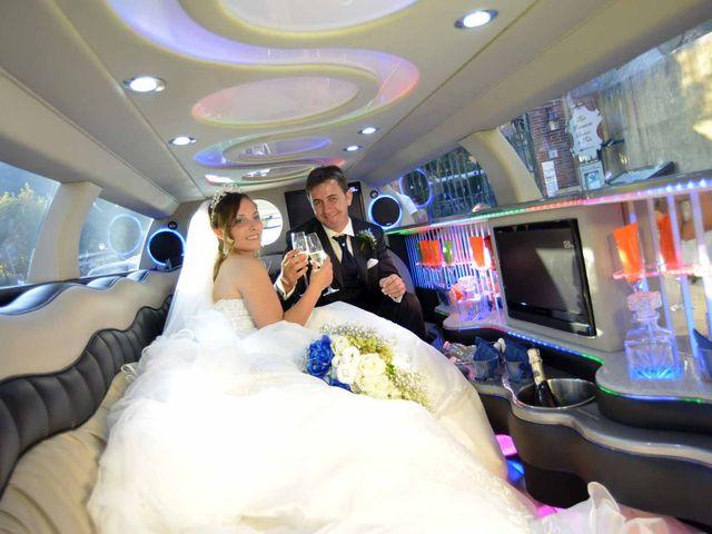 Il matrimonio di Besmir e Sonya a Monsummano Terme, Pistoia 15