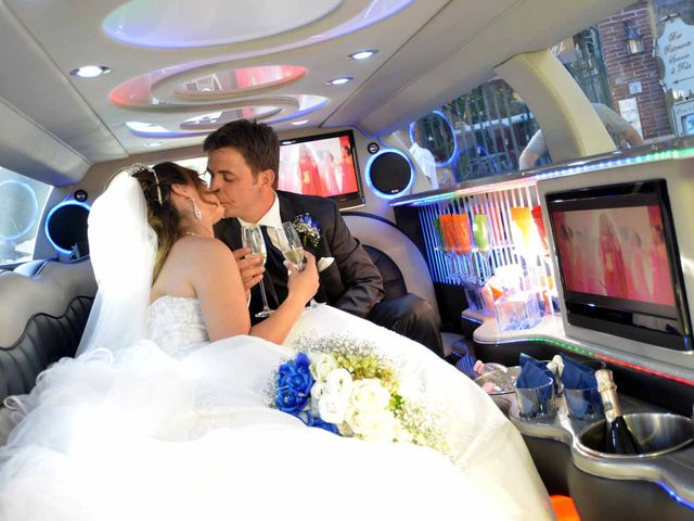 Il matrimonio di Besmir e Sonya a Monsummano Terme, Pistoia 16