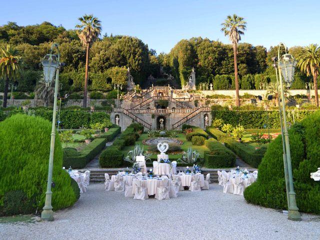 Il matrimonio di Besmir e Sonya a Monsummano Terme, Pistoia 17