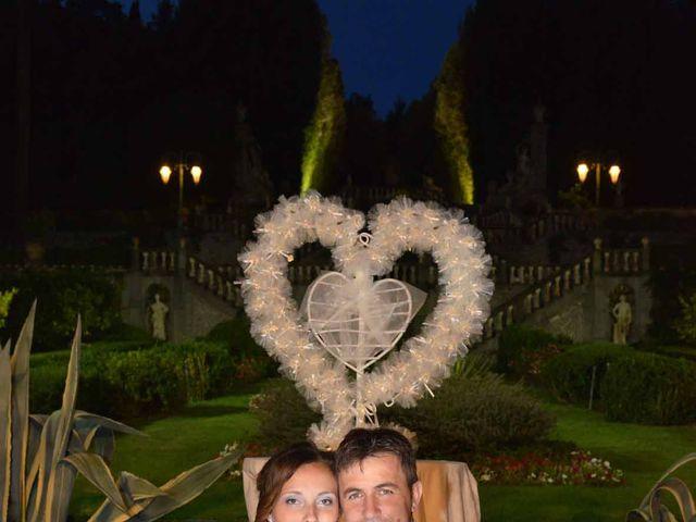 Il matrimonio di Besmir e Sonya a Monsummano Terme, Pistoia 20