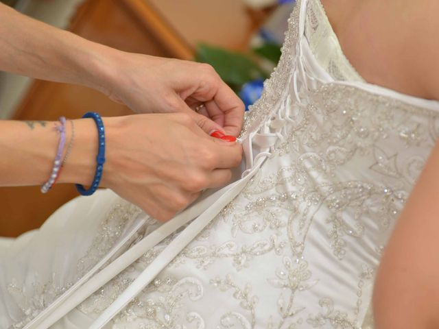 Il matrimonio di Besmir e Sonya a Monsummano Terme, Pistoia 28