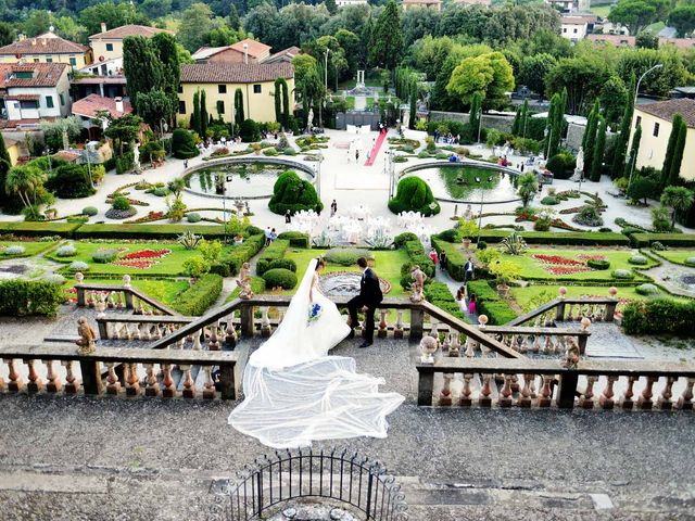 Il matrimonio di Besmir e Sonya a Monsummano Terme, Pistoia 30