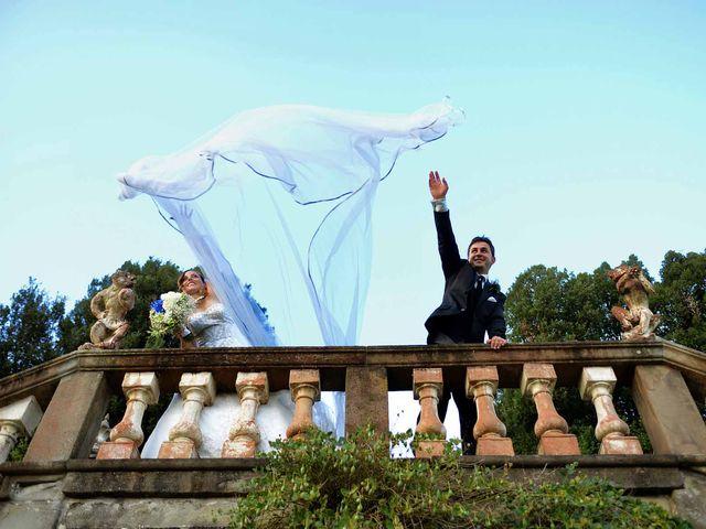 Il matrimonio di Besmir e Sonya a Monsummano Terme, Pistoia 1