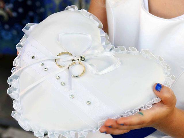 Il matrimonio di Besmir e Sonya a Monsummano Terme, Pistoia 36