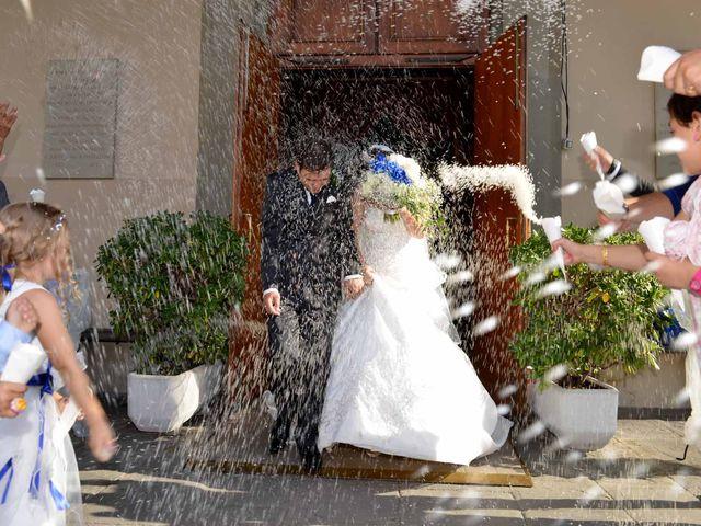 Il matrimonio di Besmir e Sonya a Monsummano Terme, Pistoia 40