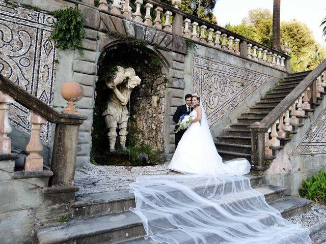 Il matrimonio di Besmir e Sonya a Monsummano Terme, Pistoia 43