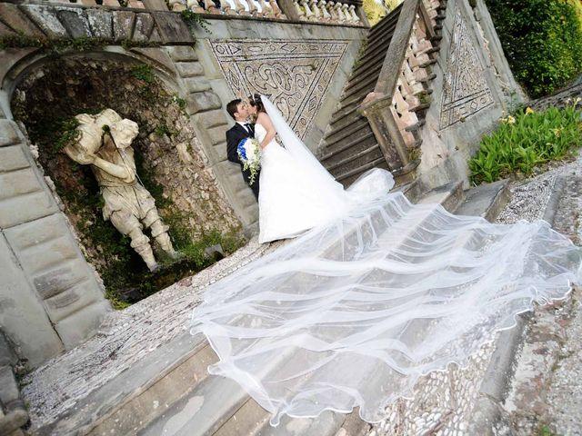 Il matrimonio di Besmir e Sonya a Monsummano Terme, Pistoia 44