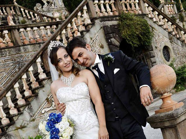 Il matrimonio di Besmir e Sonya a Monsummano Terme, Pistoia 50
