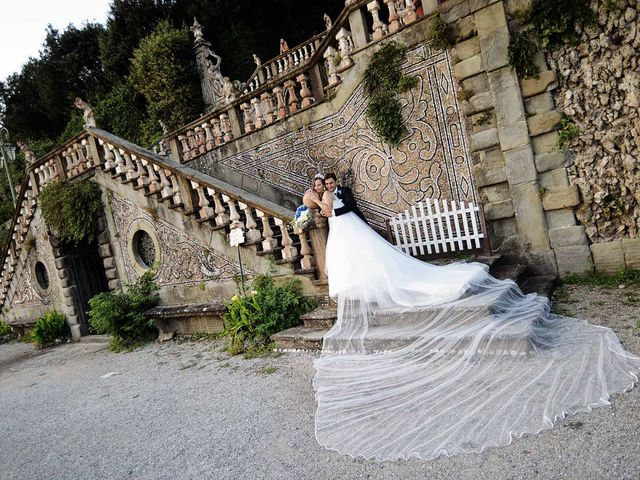 Il matrimonio di Besmir e Sonya a Monsummano Terme, Pistoia 52