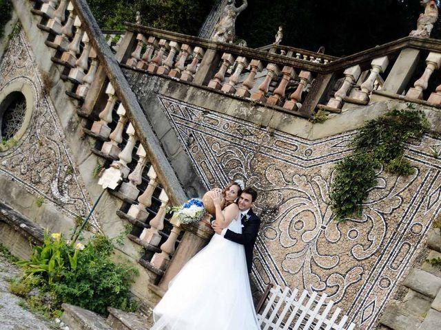 Il matrimonio di Besmir e Sonya a Monsummano Terme, Pistoia 53