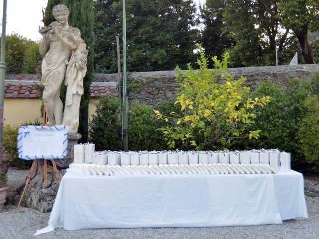 Il matrimonio di Besmir e Sonya a Monsummano Terme, Pistoia 56