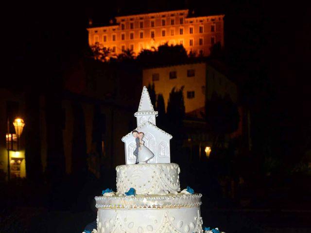 Il matrimonio di Besmir e Sonya a Monsummano Terme, Pistoia 58