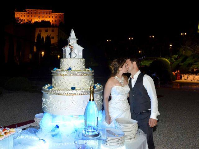 Il matrimonio di Besmir e Sonya a Monsummano Terme, Pistoia 59