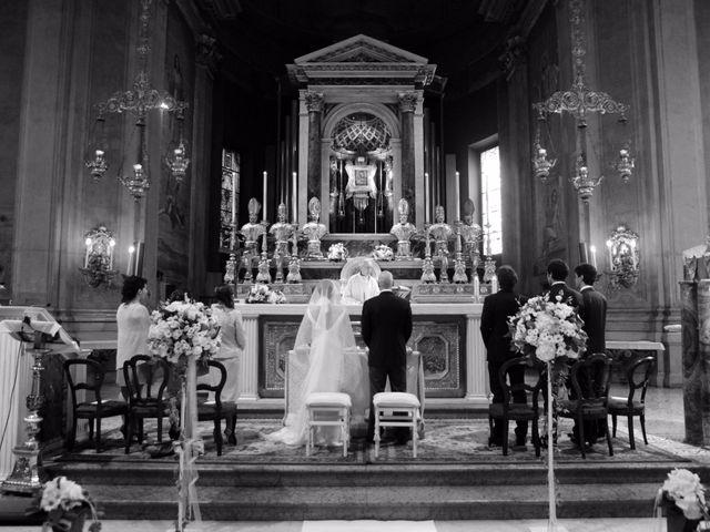 Il matrimonio di Marco e Gaia a Milano, Milano 11