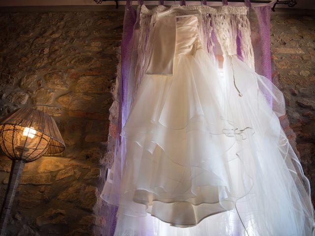 Il matrimonio di Enrico e Stefania a Castagneto Carducci, Livorno 3