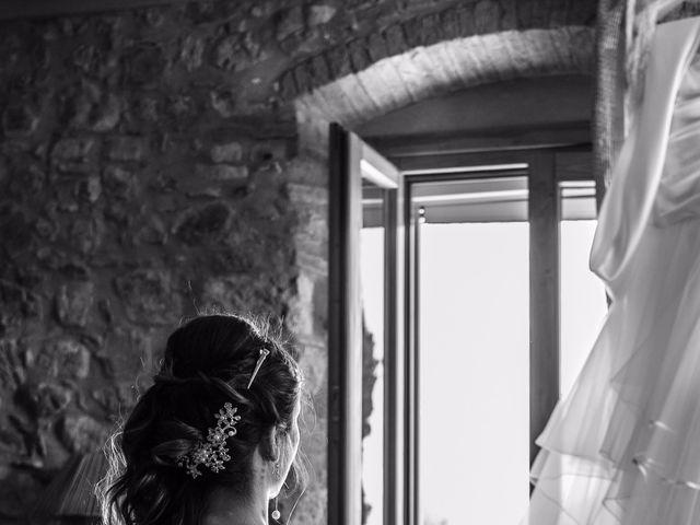 Il matrimonio di Enrico e Stefania a Castagneto Carducci, Livorno 9
