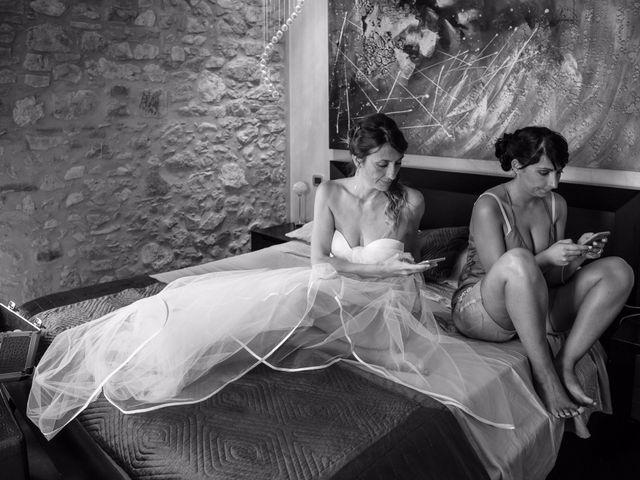 Il matrimonio di Enrico e Stefania a Castagneto Carducci, Livorno 11