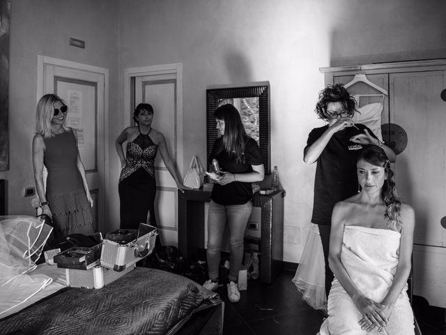 Il matrimonio di Enrico e Stefania a Castagneto Carducci, Livorno 15